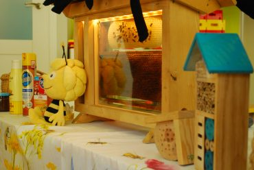 Kochajmy pszczoły – warsztaty przyrodnicze