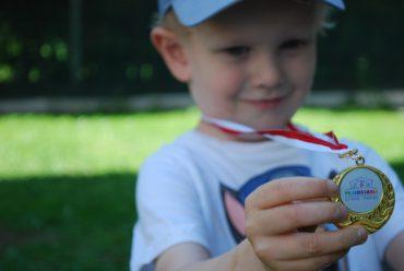 Mini Olimpiada z okazji Dnia Dziecka